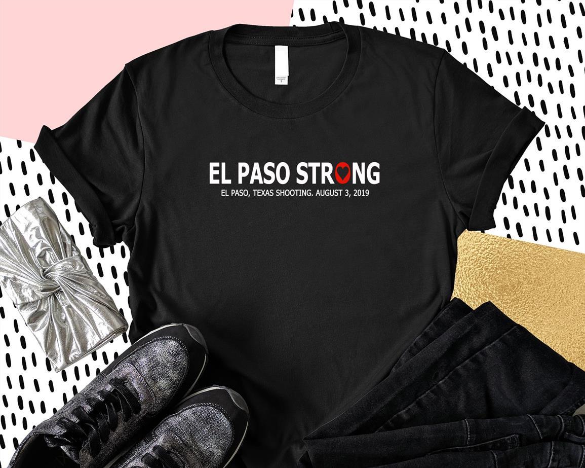 El Paso Strong T-Shirt W 1